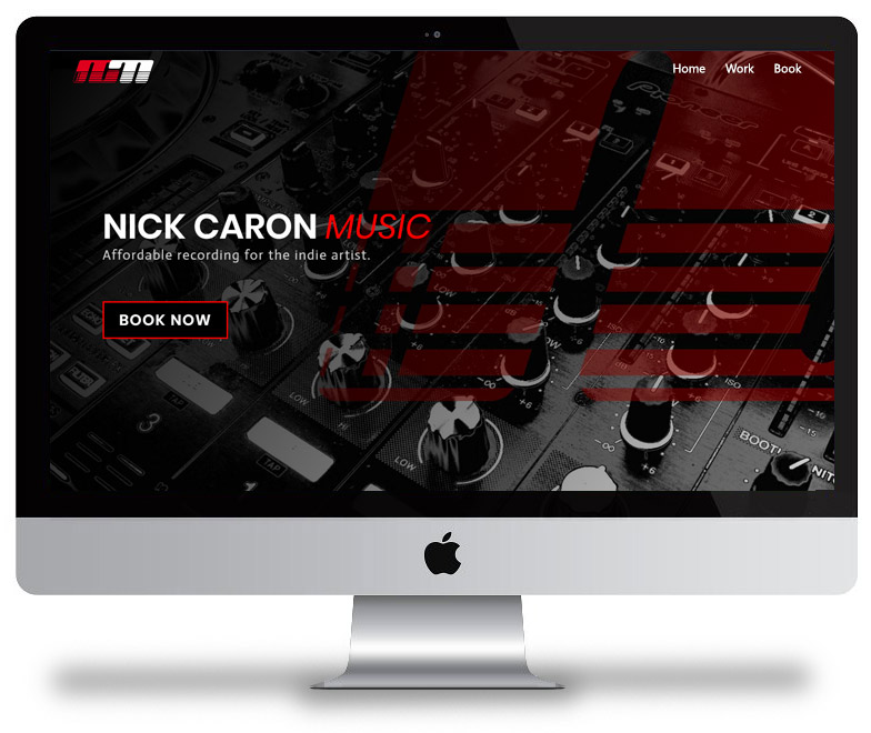 Nick Caron Music
